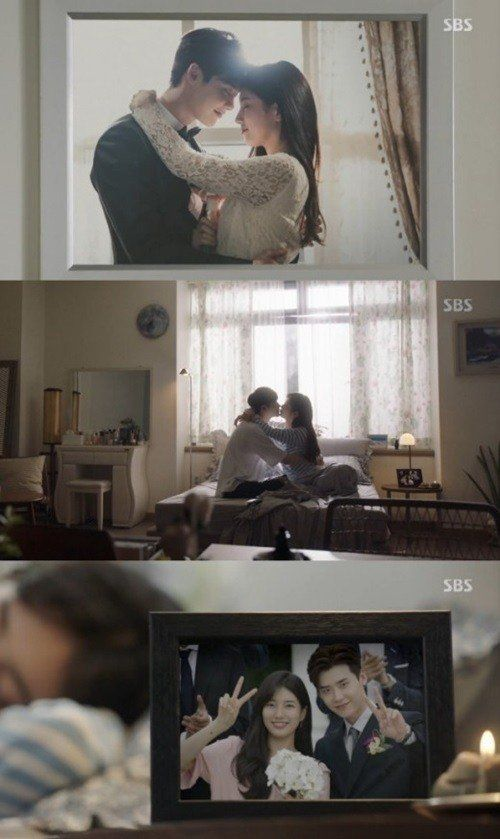 """""""While You Were Sleeping - 2017"""" Lee Jong-suk and Suzy get a happy ending and ratings increase"""