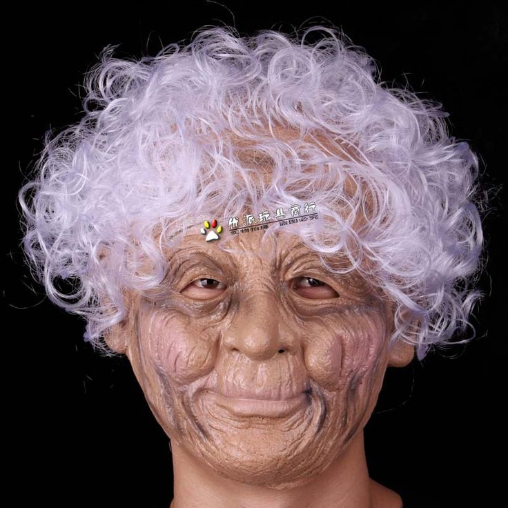 >> Click to Buy << Halloween old lady Witch mask Masquerade Mask Christmas Funny scary latex horror grimace party masks mascaras de latex realista #Affiliate