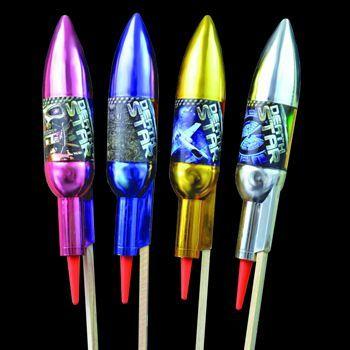 Image result for modern firework rockets