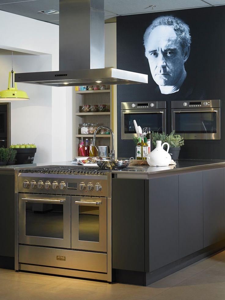 Moderne Keller GL4200 via Tieleman Keukens