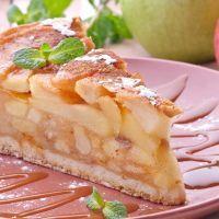 Cracker Barrel's Open-Faced Apple Pie Copycat Recipe