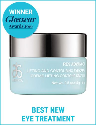 Glosscar Awards 2016 winners: Arbonne RE9 Advanced Lifting and Contouring Eye Cream