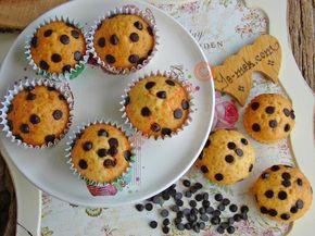 Damla Çikolatalı Sade Muffin Resimli Tarifi - Yemek Tarifleri