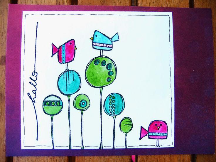 Diy Card Paper Artsy