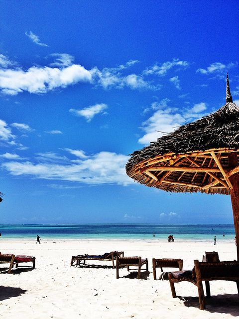 Zanzibar (beach perfection)