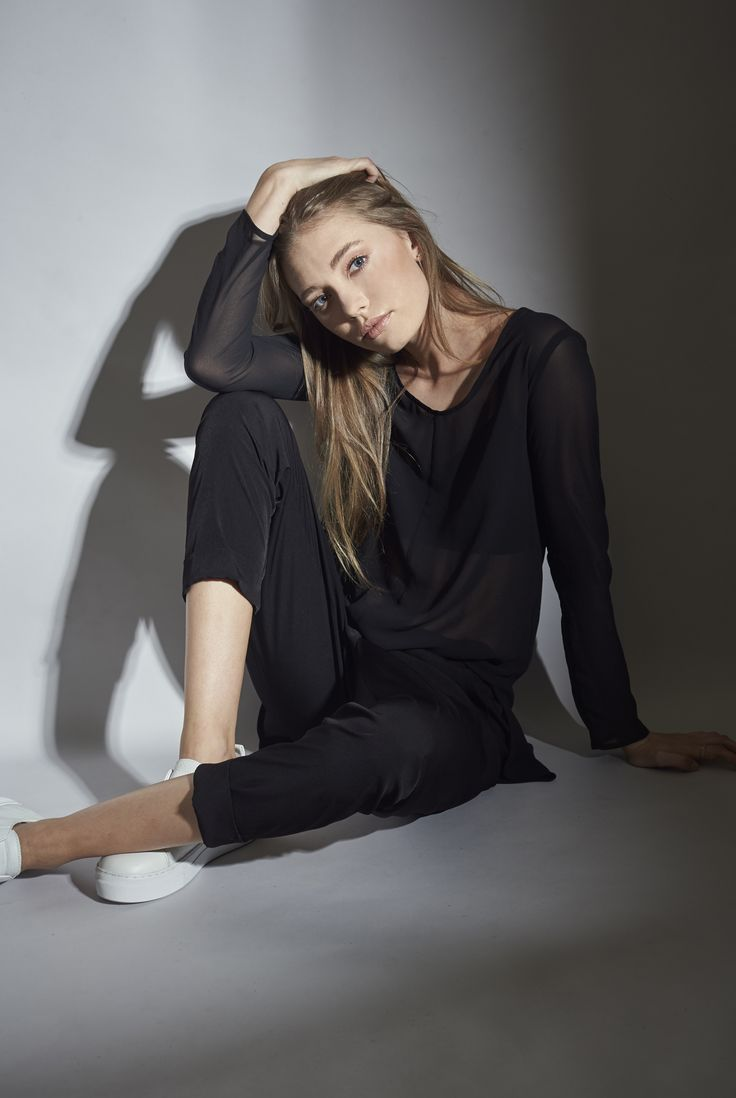 saviour tunic black // moochi key pieces