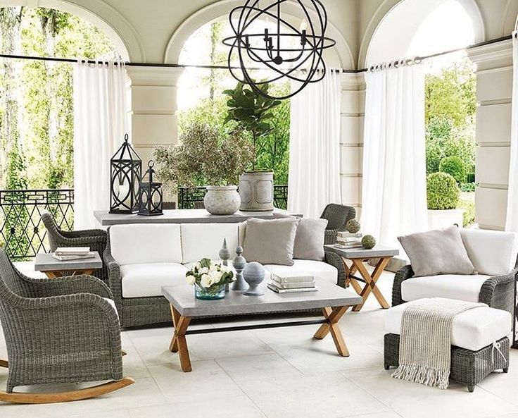 1624 best PATIO . PORCH images on Pinterest | Outdoor spaces ...