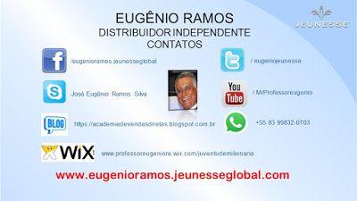Eugenio Jeunesse: NETWORK MARKETING - O NEGÓCIO DO SÉCULO XXI