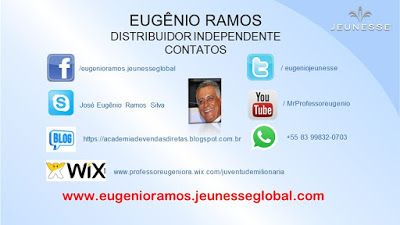 Eugenio Jeunesse: NETWORK MARKETING - O NEGÓCIO DO SÉCULO XXI
