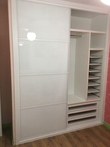 puertas de armarios lacados