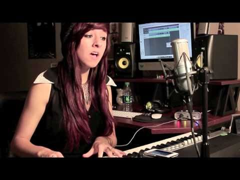 """Christina Grimmie singing """"Titanium"""" - David Guetta feat. Sia--- This girl reminds me what music can sound like."""