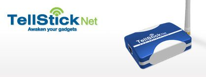 TellStick Net - Awaken Your Gadgets