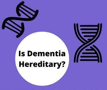 Is Dementia Hereditary? In most cases, the answer is no, but some types of dementia can be hereditary. Here's what you need to know. #Whatisdementia? #Typesofdementia