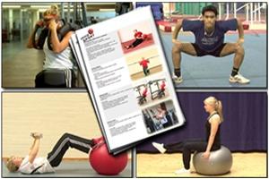 Fysiikkakirjaston sisällöt tukevat koripallon kokonaisvaltaista valmennusta.