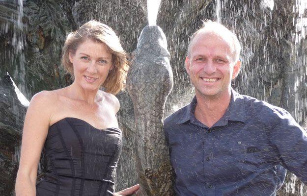 Eva Maria Moog und Henning Moog: Experten Yoga und Pilates