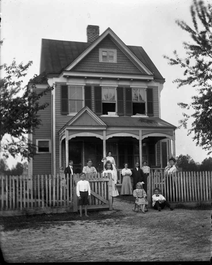 Inspiration for Lillie Mae Parkman Camden's childhood home