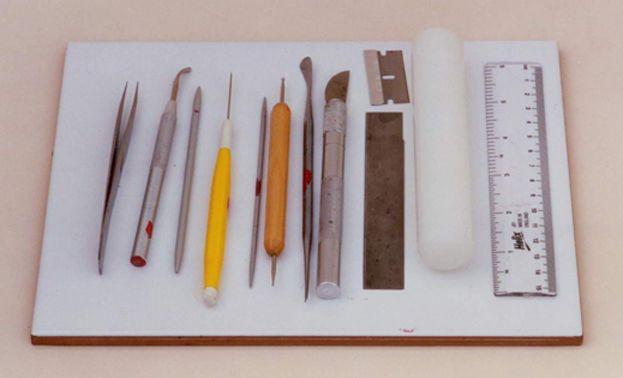 wonderful, wonderful tips for miniature making