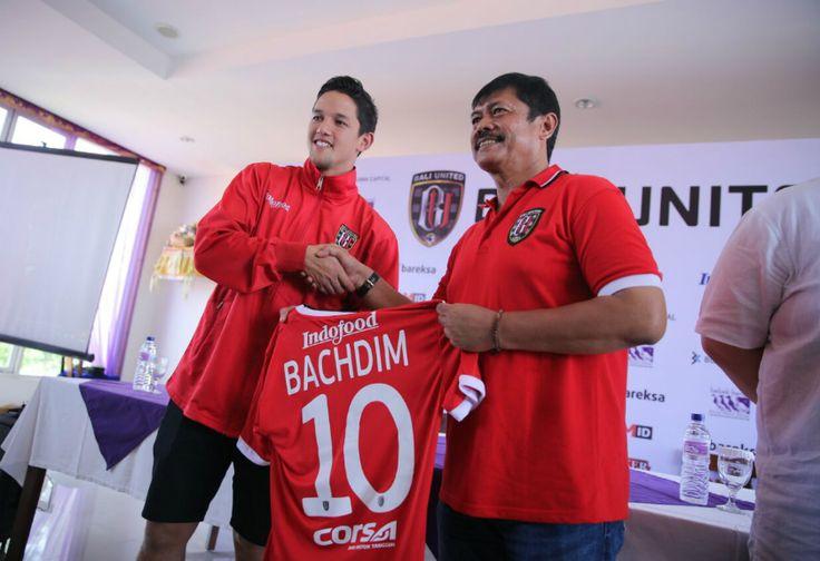 Baru Direkrut, Irfan Bachdim Puji Bali United