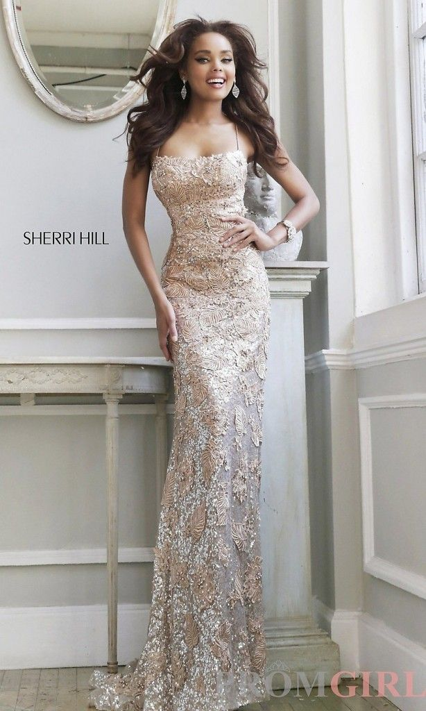 20 Fabulous Long Prom Dresses