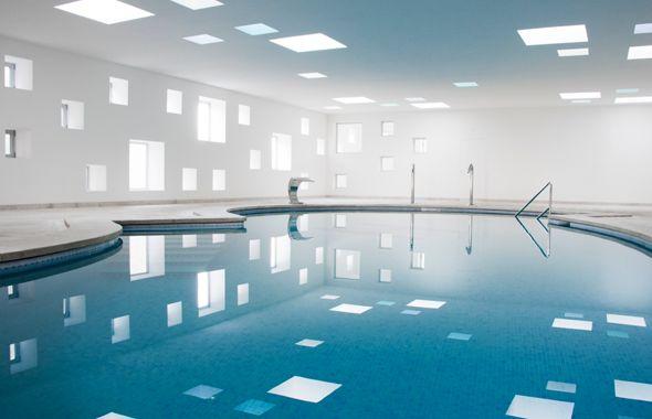 Pool and Spa Area, Hotel Castell dels Hams Porto Cristo - Mallorca