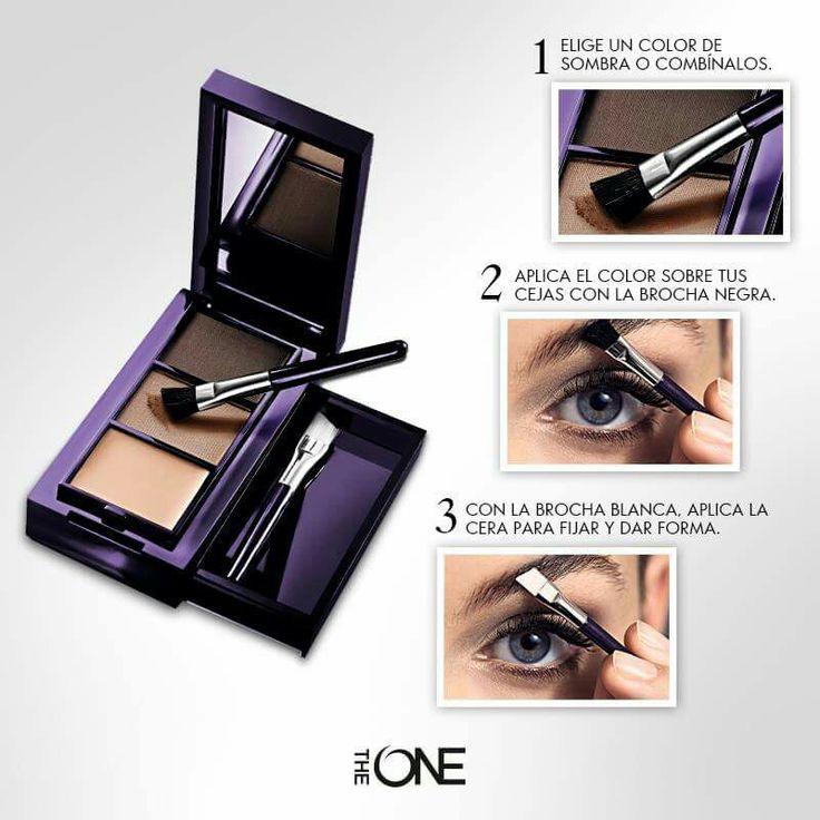 Uno de mis productos favoritos. The One by Oriflame Cosmetics.