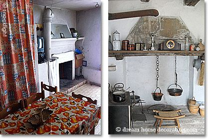 Italian country decorating is done with great love and taste. Here's an Italian designer's thumbnail sketch of rustic Italian decorating and Italian country living.