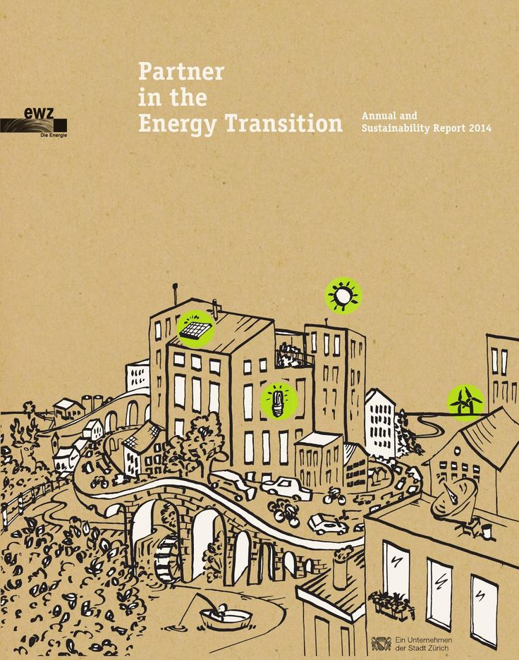 ewz – Annual and Sustainability Report 2014