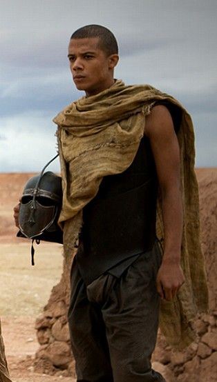 Game of Thrones Grey Worm... it's time to include him, in my opinion!