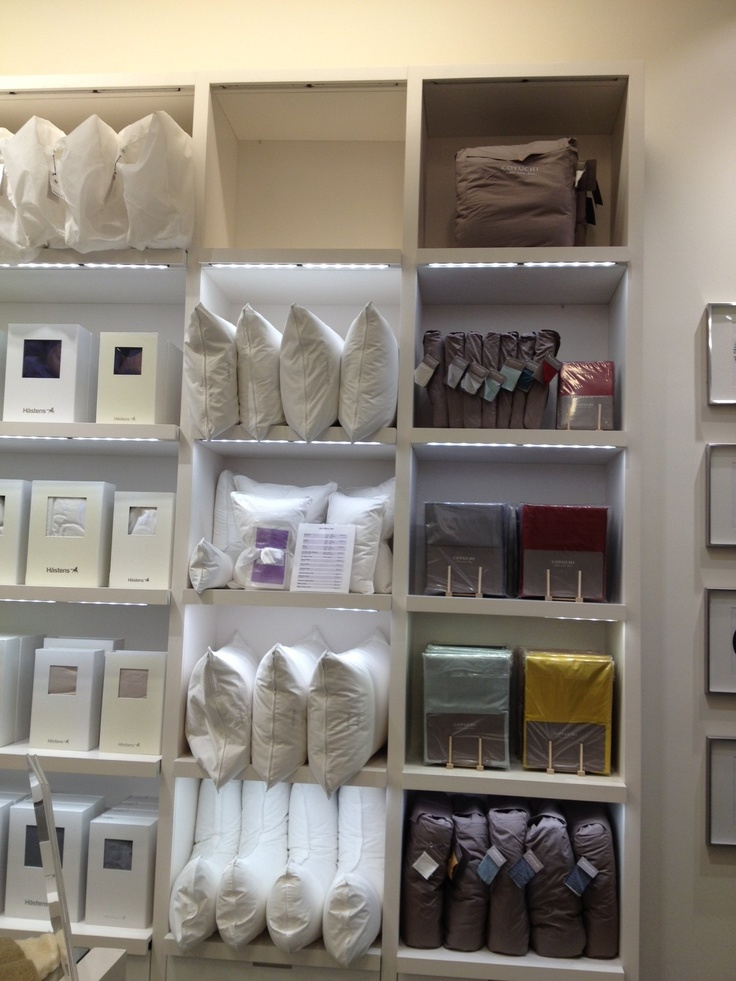 Along with our luxurious Hastens bed accessories, Hastens on Santana Row now carries a full line of organic linens by COYUCHI.  Love yourself and the planet....