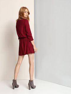 Rochie Top Secret SSU1596 Red