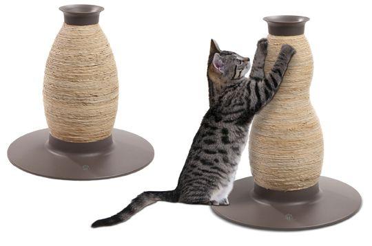 Diy Cat Scratcher The Thing For A Pet Pinterest