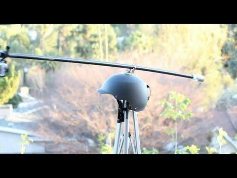 DIY GoPro Swivel Mount Tutorial Video