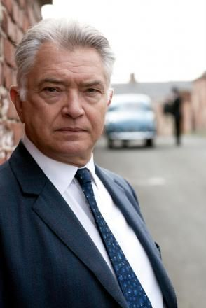 Martin Shaw as George Gently