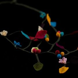 """colour rain"" necklace"