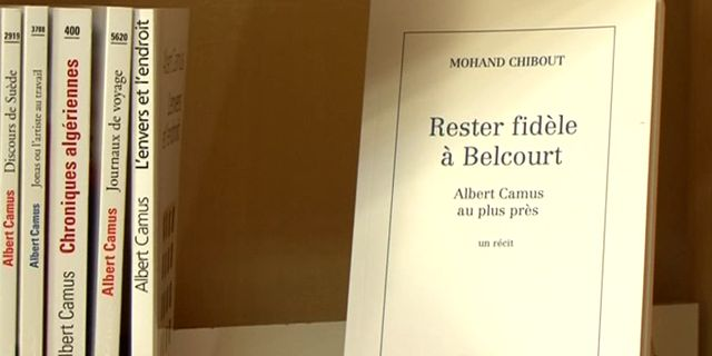 """Mohand Chibout raconte l'enfance de Camus, pour """"Rester fidèle à Belcourt""""  : Mohand Chibout revient sur l'enfance de Camus en Algérie dans le quartier de Belcourt, un lieu déterminant dans la construction du futur grand écrivain"""