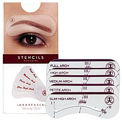 Anastasia eyebrow kit. Renowned stylist from BH makes it easy for us at home to acheive the perfect eyebrow. THIS WORKS!