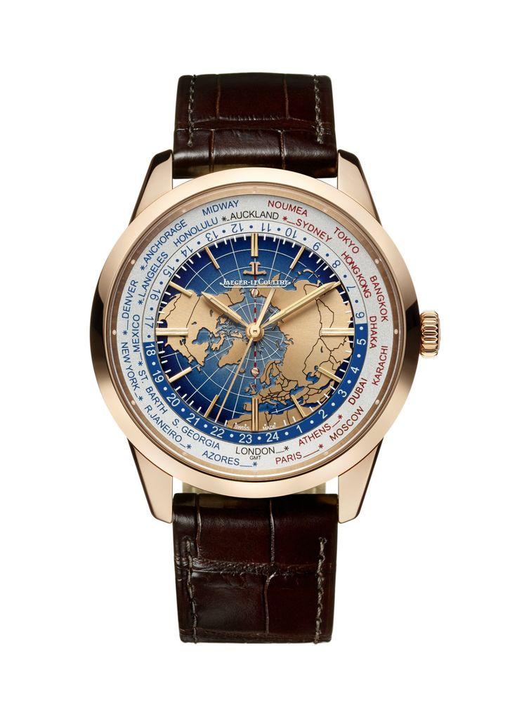 Geophysic Universal Time de Jaeger-LeCoultre : une montre de toute beauté