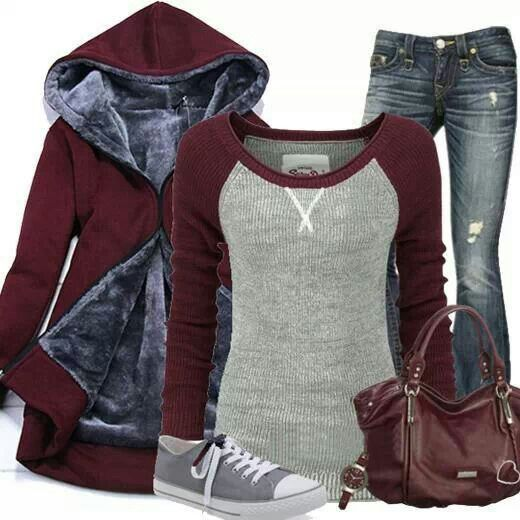 Perfect winter clothes ^.^