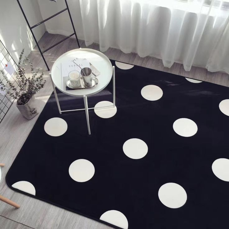 Best 25+ Polka Dot Rug Ideas On Pinterest