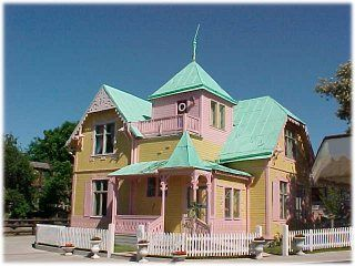Pippi Långstrump - hemma hos
