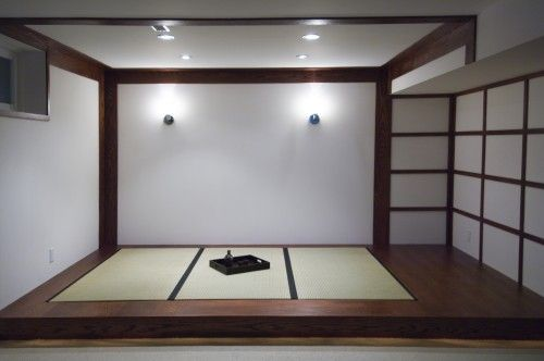I watnt a personal Dojo as an add on to a home gym.