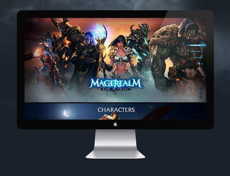 MAGEREALM on Behance