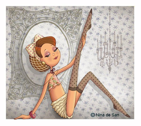 by NINA DE SAN