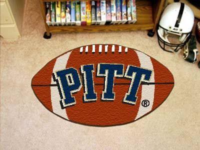 University of Pittsburgh Football Rug