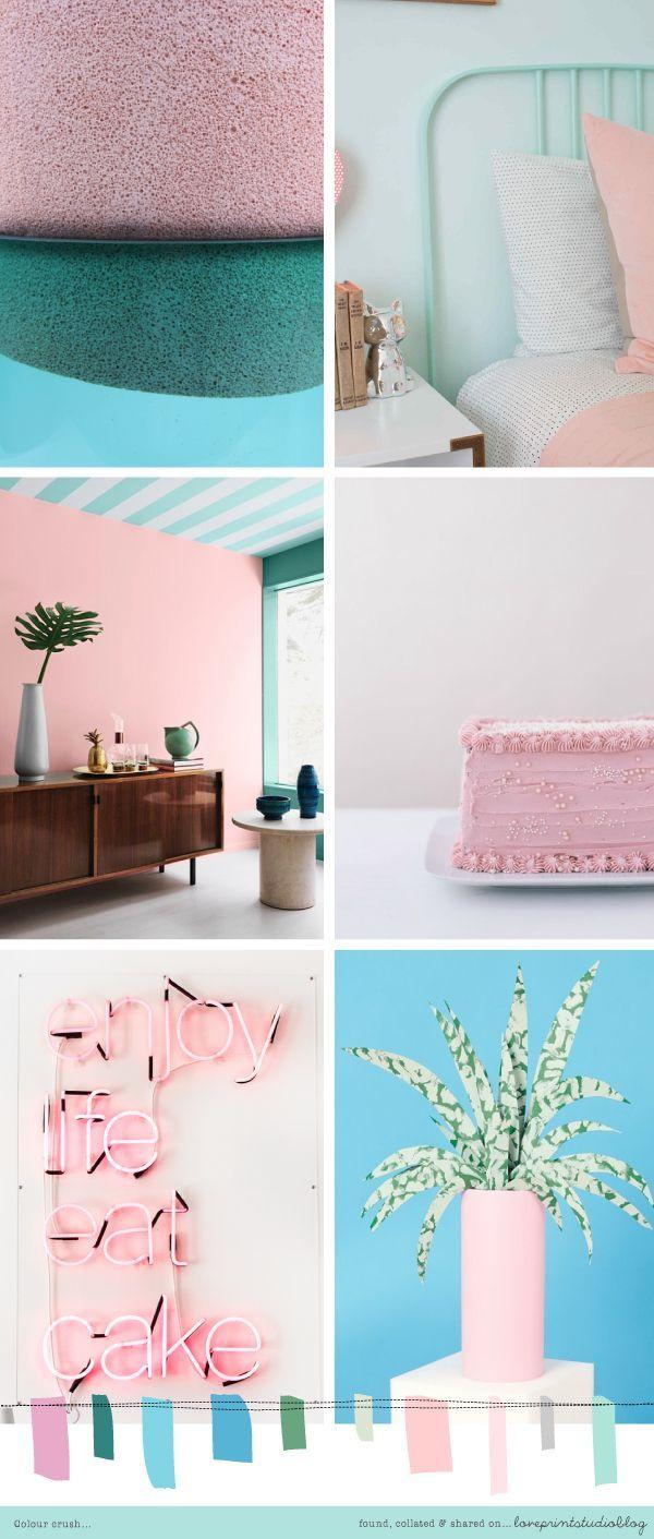 Color palette |Color Inspiration | love print studio blog: Colour crush...