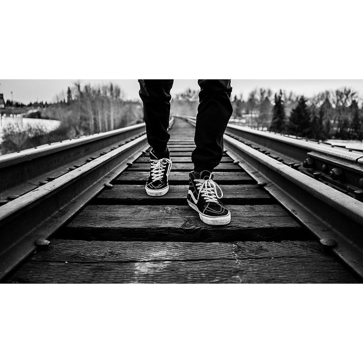 The tracks remind us there are places that aren't here places to see feel and get lost in