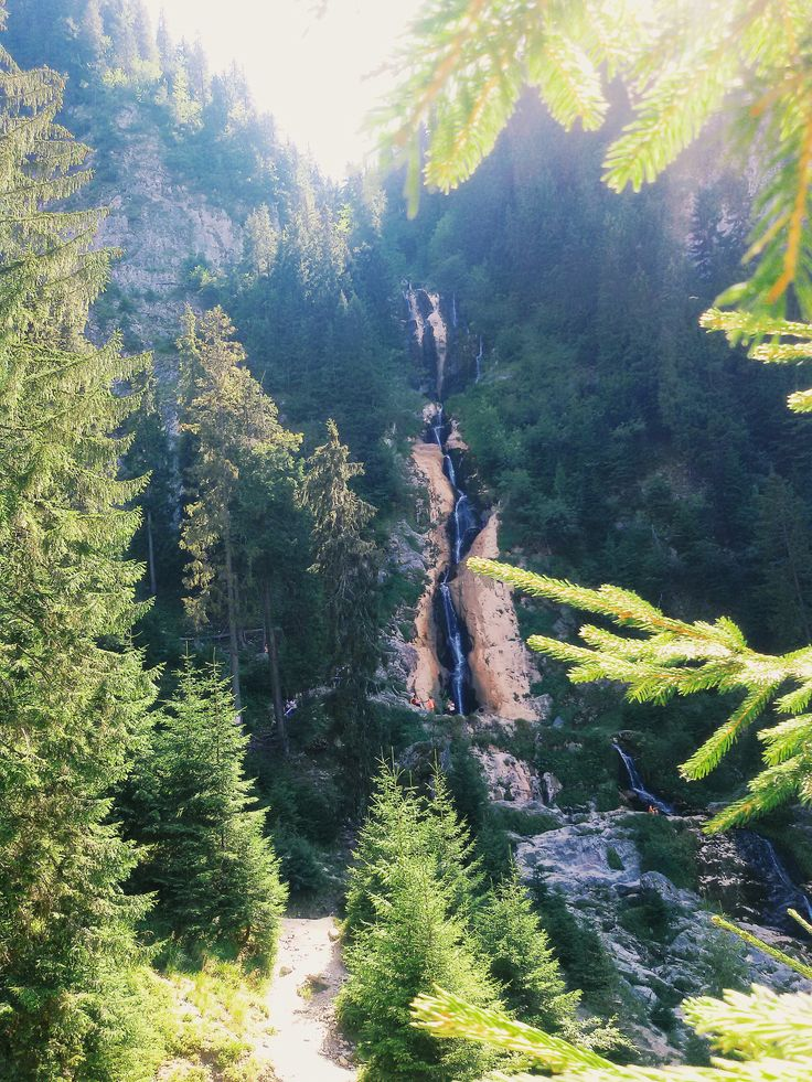 Cascada Cailor, Romania, Borsa.....just perfect
