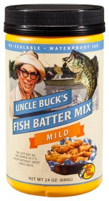 Uncle Buck's Fish Batter Mix - Mild
