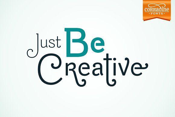 Be Creative Family - Creative Fabrica