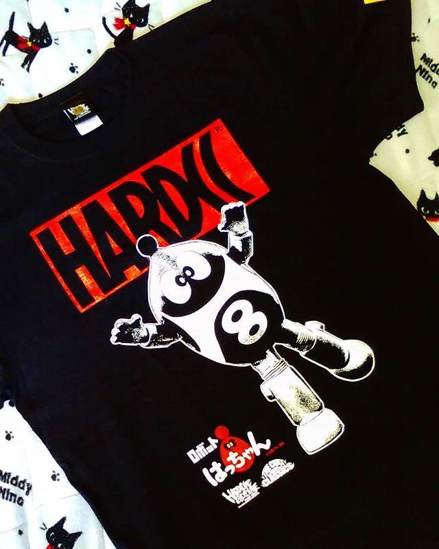 一昨日ハードコアチョコレートで買ったコアチョコロボット8ちゃんT(ロマンス回路ブラック)👕😊🎶 #東中野 #ハードコアチョコレート #コアチョコ #ロボット8ちゃん #tシャツ #可愛いtシャツ #石森章太郎 #hardcorechocolate #corechoco #tshirtakito_trip2222018/03/10 10:05:00